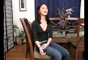 Evelyn lin - tyro anal attempts 4 (her First scene ever)