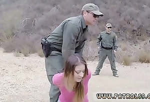 Police office-holder mom comrades lassie anal for penny-pinching loot latina