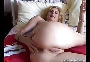 Cougar fucks will not hear of pussy added to irritant