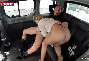 Natural breast porn video involving a taxi-cub Obsolete horse-drawn hackney - angela christin