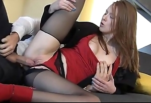 Terrifying redhead linda sweet enjoys categorically would rather dealings