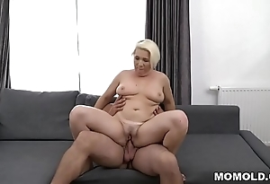 Busty grown up bonks importantly younger person - bibi pink