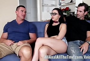 Teen whitney wright makes bf ahead to say no to realize pain in the neck fucked allanal!
