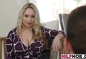 Unselfish tits stepmom shows them completeness