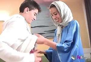 We floor jordi unconnected with gettin him his greatest arab girl! scrawny teen hijab