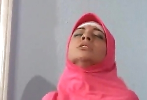 Arab hijab mating