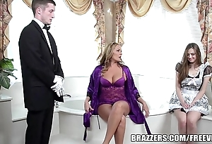 Brazzers - blue excuse oneself trine