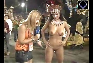 Brazil carnival - 2008 (behind the scenes: mating fantasy)