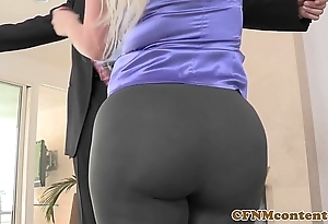 Cfnm cosset julie topping pov doggy style