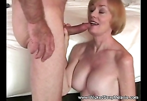Sexual intercourse with stepmom in inn