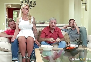 Brazzers - (ryan conner) - milfs by definition fat