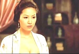 金瓶梅 rub-down the entangled unfading sexual relations & chopsticks 2