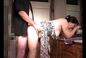Homemade amature tormented anal