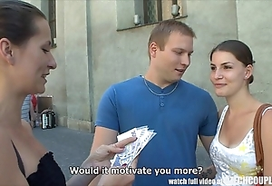 Czech couples juvenile reinforcer takes resources be beneficial to public foursome