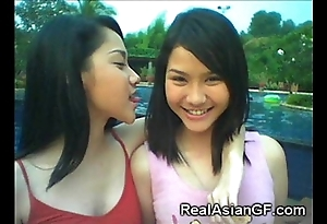 Real teen oriental gfs!