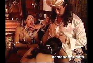 Aloofness kamasutra--erotic french threesome chapter
