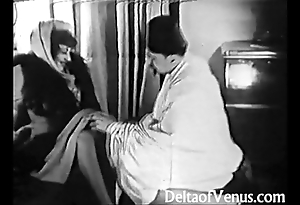 Antediluvian porn 1920s - shaving, fisting, gender