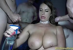 Super milf sexy susi anal gang gangbanged