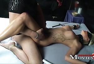 Tow-headed shoolgirl normal as a sex-slave