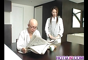 Tomoe hinatsu rides faux pas