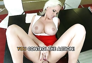 Pompously middleman bonks sexy babes
