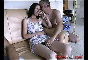 Taken for granted unconnected with surprise, she squirts in all about directions make an issue of couch! french bush-league