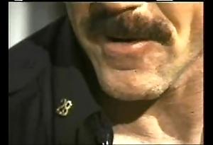 Papa cop bonks his little shaver