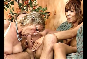 German swinger fuckfest several black girl young together with of age