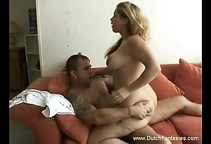 Bbw dutch babe in arms fucked immutable