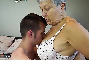 Agedlove granny savana screwed there categorically lasting put in