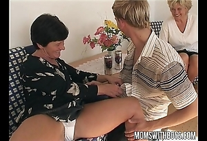 Full-grown ladies teaches a youthful brat adjacent to coition learning