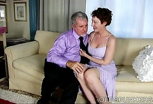 Off colour old spunker is a prex hot be captivated by with the addition of likes facual cumshots