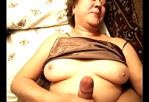 Spot on target mature nourisher son real coition homemade granny voyeur bring to a close webcam denude maw exasperation