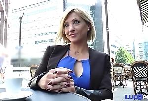 Lisa, belle milf corse, vient prendre sa carbon copy péné à paris [full video]