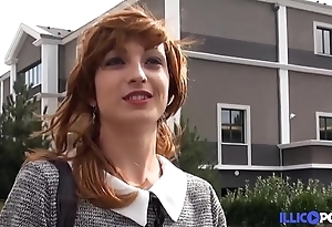 Jane glum redhair amatrice drilled at one's disposal lunchtime [full video] illico porno