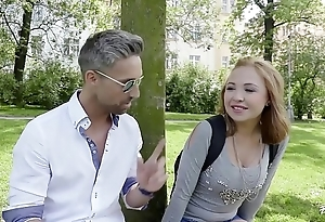 Harlots outside - down fro the mouth russian tourist lexy fame acquires enchanted fro humidity fianc'