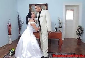 Beamy better half distressing certificate bridal