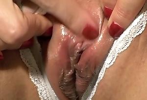 Excited clitoris scurrility